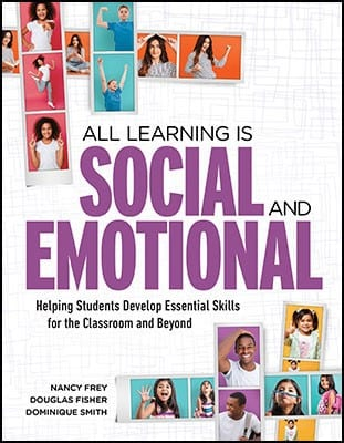 All Learning is Social and Emotional cover